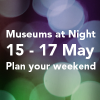 List of all Museums at Night events