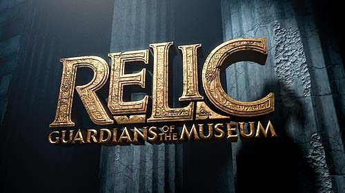 Logo for Relic Guardians of the Museum