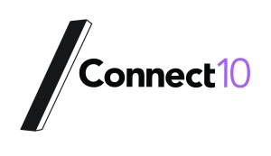 The Connect10 logo