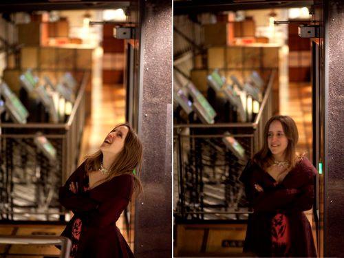 Amy Strike on the Cutty Sark (c) Aniko Boholy