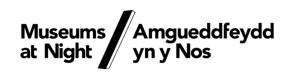 Museums at Night bilingual logo