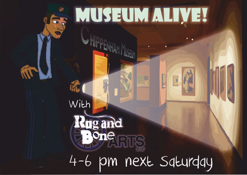 Museums Alive poster