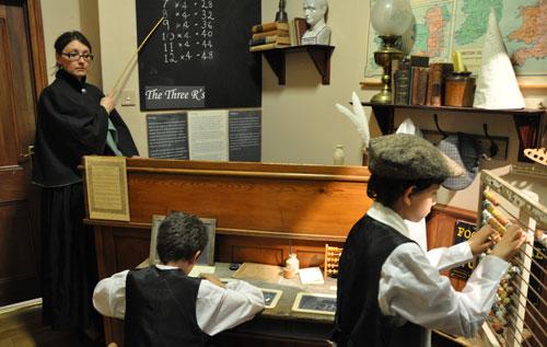 A Victorian Schoolroom