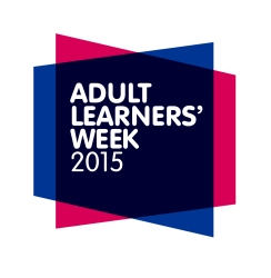 Adult Learners Week logo